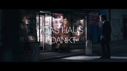 """""""Das Haus dankt"""" (Kurzfilm von Tamara König & Dominik Bücheler"""""""