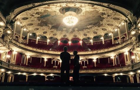 """Schauspielhaus Hamburg """"Die Räuber"""""""