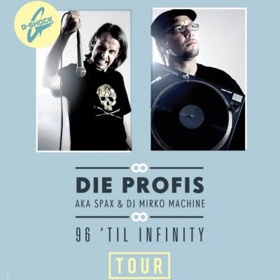 Tour mit Spax und Mirko Maschine