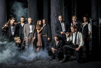 """""""Die Räuber"""" Ensemble"""