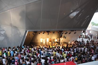 Live in Shanghai